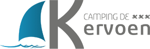 Camping De Kervoen | Camping 3 étoiles à Clohars Carnoët : Logo Kervoen